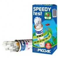 Prodac Speedy test 6in1
